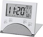 Aluminum Travel Alarm Clocks